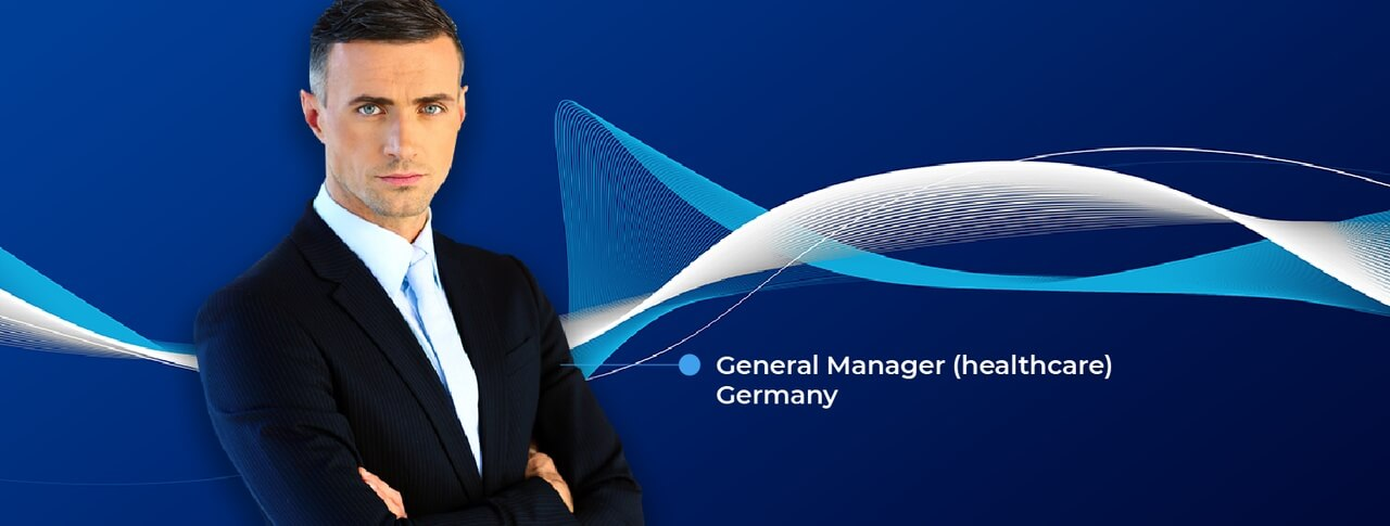 General Manager Germany (healthcare)