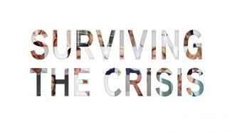 Surviving the crisis logo